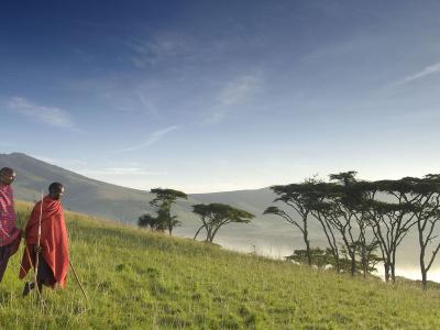 Тарангире - Нгоронгоро кратер – Деревня Масаев 2 дня/1 ночь