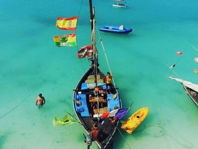 Остров Мнемба (весь день)